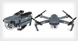 Квадрокоптер DJI Mavic Pro с пультом ДУ! Гарантия! В наличии! iStore