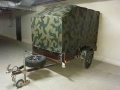 Курганские прицепы Универсал 821305. Продам автопробег к легкового автомобилю, 750 кг.