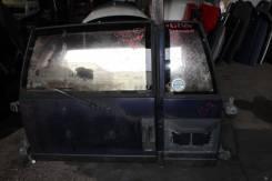 Дверь багажника. Isuzu Bighorn, UBS25GW, UBS25DW Двигатель 6VD1