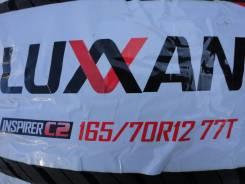 Luxxan Inspirer C2. Летние, 2014 год, без износа, 4 шт