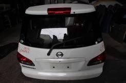Дверь багажника. Nissan Wingroad, JY12
