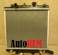 Радиатор охлаждения двигателя. Mazda Demio, DW3W, DW5W Ford Festiva