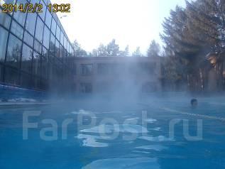 Тёплый бассейн + Изумрудная долина 1400р