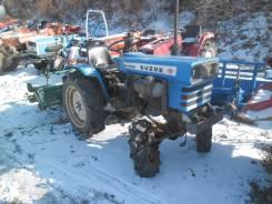 Mitsubishi. Трактор 18 л. с., 4 wd, дизель, фреза