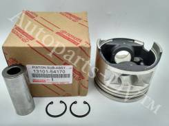 Поршень. Toyota: Hiace, T.U.V, Dyna, Quick Delivery, Crown Comfort, Hilux / 4Runner, 4Runner, Hilux, Regius, ToyoAce, Hilux Pick Up, Regius Ace Двигат...