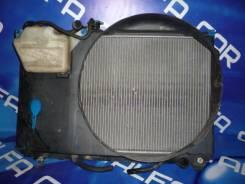 Диффузор радиатора без вентилятора