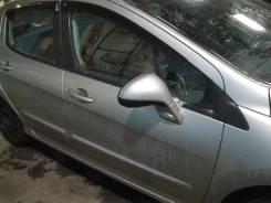 Направляющая стекла двери Peugeot 308