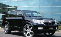 Расширитель крыла. Toyota Land Cruiser. Под заказ