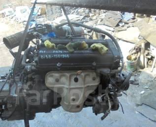 Двигатель. Honda Orthia, EL1 Двигатель B18B