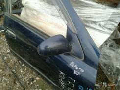 Зеркало заднего вида боковое. Nissan Bluebird Sylphy Nissan Sunny Nissan Almera