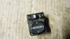 Кнопка управления зеркалами. Toyota Vitz, SCP13, NCP10, NCP13, NCP15, SCP10 Toyota Corolla