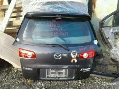 Крышка багажника. Mazda Demio, DY3R, DY5W, DY3W, DY5R