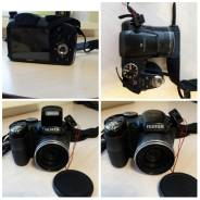 Fujifilm FinePix S2500HD. 10 - 14.9 Мп, зум: 14х и более