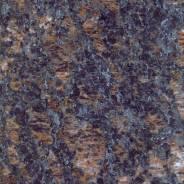 Гранит. Плитка гранитная Блэк Гэлакси (Black Galaxy), 18*600*300 мм, полировка с микрофаской, м2