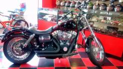 Harley-Davidson Dyna Street Bob. 1 600 куб. см., исправен, птс, без пробега