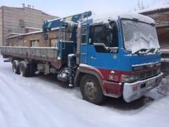 Hino Ranger. , 17 200 куб. см., 5 000 кг., 12 м.