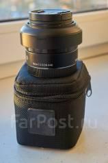 Sigma AF 19mm f/2.8 EX DN Sony E. Для Sony, диаметр фильтра 46 мм