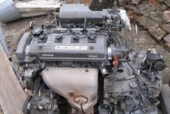 Двигатель. Toyota Corolla, AE92 Toyota Sprinter, AE92 Двигатель 4AFE