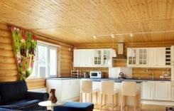 Продам новый дом в Краснодаре. Ростовское шоссе 14-й киллометр, р-н Прикубанский, площадь дома 80 кв.м., скважина, отопление электрическое, от частно...