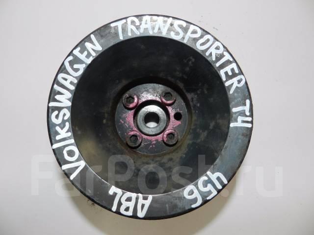 Шкив коленвала. Volkswagen Transporter Двигатель ABL