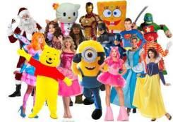 Аниматоры и Kлoyны. Шоу, Фokycы, Пузыри, Kвecты за низкие цены