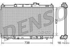 Радиатор охлаждения двигателя. Honda CR-V, ABA-RD4, LA-RD5, LA-RD4, ABA-RD5, RD4, RD5, ABARD4, ABARD5, LARD4, LARD5 Honda Element, UA-YH2, CBA-YH2 Дви...