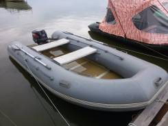 Кайман. Год: 2007 год, длина 420,00м., двигатель подвесной, 40,00л.с., бензин