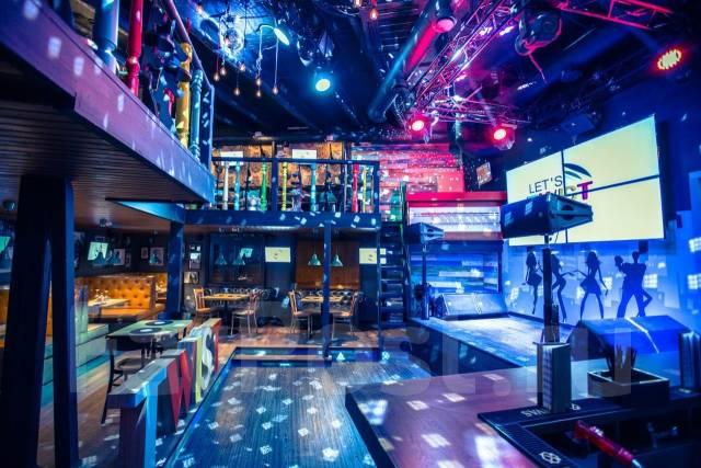 Ночной клуб-бар в центре Владивостока