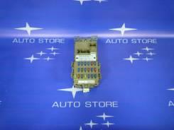 Блок предохранителей салона. Subaru Forester, SF5, SF9 Двигатели: EJ25, EJ20, EJ201, EJ202, EJ20J, EJ20G, EJ205, EJ253, EJ254