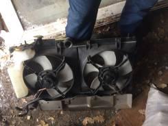 Радиатор охлаждения двигателя. Subaru Legacy B4, BL9, BL5 Двигатель EJ20