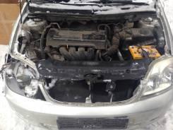 Двигатель в сборе. Toyota Corolla, ZZE141, ZZE120, ZZE121, ZZE121L, ZRE120, ZZE120L Toyota Corolla Verso, ZNR10, ZZE121 Двигатель 3ZZFE