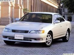 Порог пластиковый. Toyota Mark II, GX90, JZX90, LX90, JZX91, JZX93, LX90Y, JZX91E, JZX90E, SX90