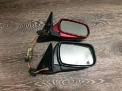 Зеркало заднего вида боковое. Subaru Forester, SG5, SG9, SG