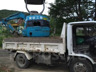 Услуги Самосвала3т ЭкскаватораEX30 Винтовые Сваи Вывоз мусора Доставка