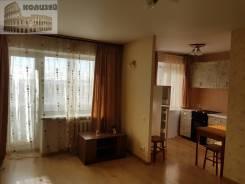 1-комнатная, улица Адмирала Юмашева 18. Баляева, агентство, 33 кв.м.