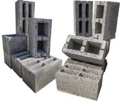 Блоки, полублоки.