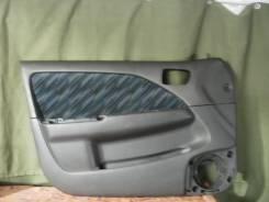 Обшивка двери. Toyota Caldina, AT191