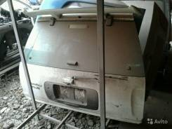 Крышка багажника. Nissan Terrano