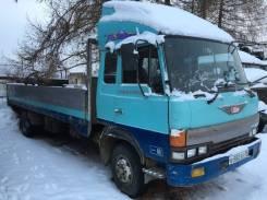 Hino Ranger. Продам грузовик бортовой HINO Ranger, 7 412куб. см., 7 000кг.