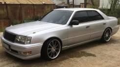 Обвес кузова аэродинамический. Toyota Crown, JZS157, JZS155, LS151H, JZS153, UZS151, LS151, JZS151, GS151H, GS151, UZS155, UZS157. Под заказ