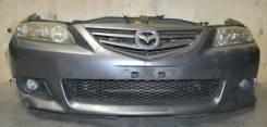 Ноускат Mazda Atenza GY3S №1344 ксенон туманки