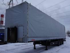Krone. Продается полуприцеп борт-тент SN24, 28 700 кг.
