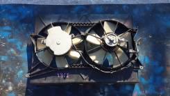 Вентилятор охлаждения радиатора. Toyota: Wish, Opa, Caldina, Allion, Isis, Premio Двигатели: 1ZZFE, 1NZFE