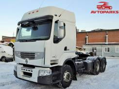 Renault Premium. Седельный тягач 440.26, 10 837 куб. см., 16 310 кг.