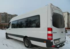 Mercedes-Benz Sprinter. Автобус Мерседес Спринтер, 2 500 куб. см., 21 место