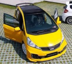 Обвес кузова аэродинамический. Honda Fit, GE7, GE6, GP1, GE9, GP4, GE8. Под заказ