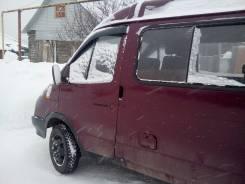 ГАЗ 2705. , 2 400 куб. см., 7 мест