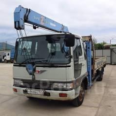 Hino Ranger. Продаётся кран манипулятор эвакуатор , 7 410 куб. см., 3 000 кг.