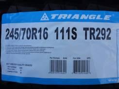 Triangle Group TR292. Грязь AT, 2017 год, без износа, 4 шт