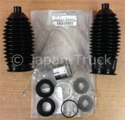 Ремкомплект сальников рулевой рейки + 2 пыльника NISSAN 49297-AD025